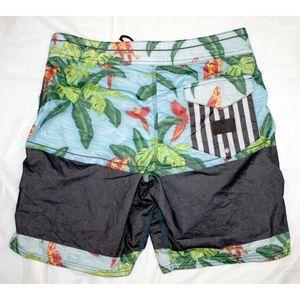 Billabong Swim - Billabong Platinum X PX2 Board Shorts Swim Trunks